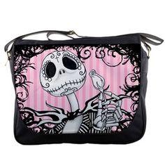 Nightmare Christmas, Jack Inspired Bag