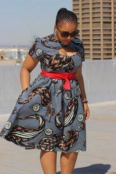 Bow Afrika fashion – African print with a modern flair African Print Dresses, African Fashion Dresses, African Dress, African Prints, African Outfits, Ankara Fashion, African Attire, African Wear, African Women