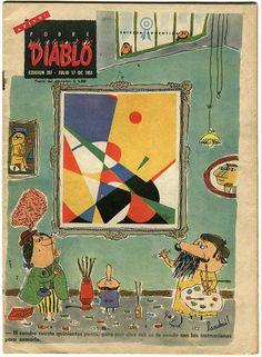 Revista Pobre Diablo, 1953. Landrú