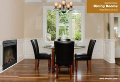 Traditional Dining Room Ideas With Traditional Lighting Ideas Traditional Dining Dining Room Colors, Elegant Dining Room, Dining Room Walls, Dining Room Design, Dining Area, Home Design, Interior Design, Floor Molding, Crown Molding