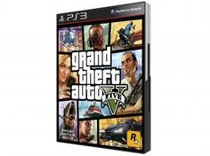GTA V para PS3 - Rockstar Games