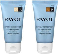Die 5-in-1-Pflege für eine perfekte Haut: 1. 24 Stunden Feuchtigkeit für Ihre Haut 2. Ein ebenmäßiger Teint 3. Korrigiert Fältchen & Unebenheiten 4. Lässt die Haut erstrahlen 5. Schützt vor UV-Strahlen http://www.best-kosmetik.de/marken/payot/tagespflege/hydra-24-perfection-bb-cream-light.html  http://www.best-kosmetik.de/marken/payot/tagespflege/hydra-24-perfection-bb-cream-medium.html