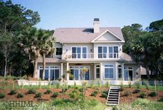 Private Residence - East Beach Lagoon - Hilton Head Island, SC - Axis Architecture & Design