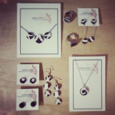 bijoux ada-jito jewellery Gallery Wall, Jewellery, Frame, Home Decor, Fashion, Picture Frame, Moda, Jewels, Decoration Home