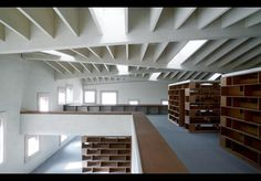 Köpenick Library by Bruno Fioretti Marquez Architekten, Berlin-Köpenick, Germany | Buildings | Architectural Review
