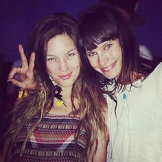 Ideal Woman Necklace // Ellinor Miranda Salome Olovsdotter (aka @elliphantmusic) and  Janey Love