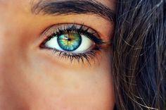 Piper's eyes from heroes of Olympus