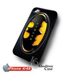 iOffer: Batman Style Logo Superhero iPhone 4 4S Case for sale on Wanelo #Batman  #iphone4 #iphone4s #case