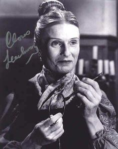 Cloris Leachman as Frau Blücher in Young Frankenstein