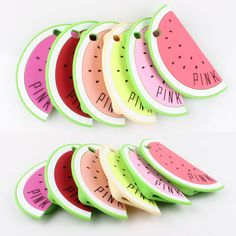 New Fashion Cute 3D Watermelon Silicone Soft Case Cover For IPhone 4/4S/5/5S #UnbrandedGeneric