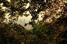 Prague Summer View