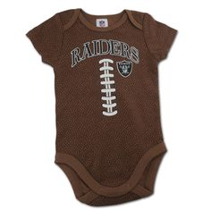 a3178765 25 Best Oakland Raiders Baby images in 2017 | Raiders baby, Raiders ...