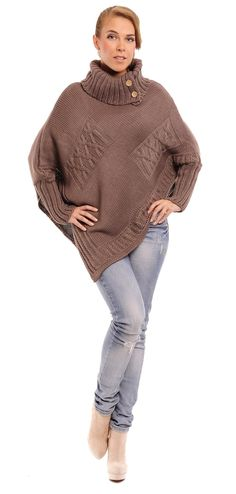 Poncho model 45507 Lemoniade. Akryl 100 %       Size Total lenght Sleeve external lenght Chest    one-size-fits-all 78 cm 60 cm 200 cm