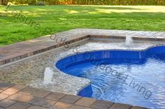 Zanesville Roman Autocover | Luxury Pools and Living