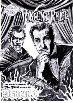 Vincent Price...such a classic !  I love V.P. movies !!