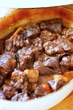 Braised Beef Neck Bones Recipe, can use brown gravy instead of tomato paste Beef Neck Recipe, Neckbone Recipe, Pork Neck Bones Recipe, Recipes With Beef Neck Bones, Lamb Bones Recipe, Beef Neck Bones Recipe Slow Cooker, Bratwurst, Pork Recipes, Cooking Recipes