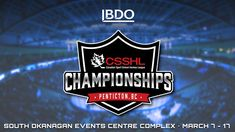 Tickets on sale now for 2019 BDO CSSHL Championships March 2019 in Penticton at the South Okanagan Events Centre (SOEC), Hockey Training, Sports Graphics, Social Services, Sport Quotes, Sport Photography, Training Center, Sport Motivation, Sports Illustrated, Lessons Learned