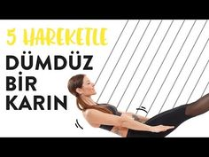 5 A flat stomach with movement Pilates Workout Routine, Pilates Training, Pilates Challenge, Cardio Pilates, Pilates Video, Race Training, Barre Workout, Workout Videos, Types Of Cardio