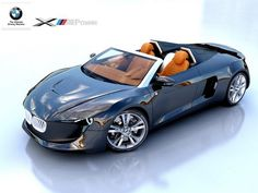 BMW X-Roadster Concept | Ftw.nl