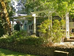 pictures of beautiful backyard grape vineyards- arbors are lovely - All For Garden