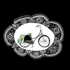 moses quinby } oma-fiets-lace