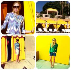 {Behind the Scenes} Spring / Summer 2013 Shoot | Two Penny Blue | via blog.2pennyblue.com