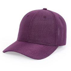 be9ee0348 PURPLE Candy Color Breathable Mesh Baseball Cap Snapback Hat Men Women  Hiphop Sports Hats Gorras Sunbonnet
