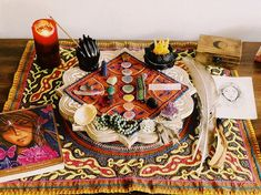 𖠁  So two weeks ago I finally created my very first Altar. ( Deep down I always wanted one but I had no idea how to. )  So in the creating process I worked with Rapè tobacco snuff to clear the space and ground myself according to Peruvian rituals. . Ive been performing morning rituals including honoring my spirit meditation and tantric yoga flow in front of this altar and its been a graceful journey.  So if you want to create one just do it.  . . #sacredfeminine #sacred #pitinada…