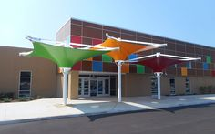 Success Academy (SASB) – South Bend, IN | Tension Structures