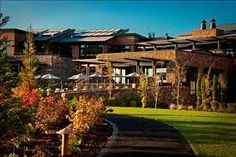 A trip back to Willamette Valley and the Allison Inn and Spa