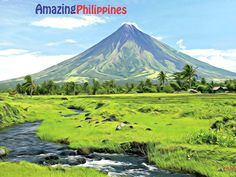 AMAZING PHILIPPINES SERIES: The Mayon Volcano by jrustia of ProudOriginalPinoy if you like please share thank you