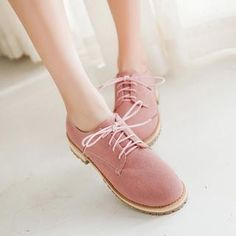 Buy 'Pangmama – Oxford Flats' with Free International Shipping at YesStyle.com. Browse and shop for thousands of Asian fashion items from China and more!