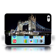 Designer Mobile Phone Case / London England Collection / Tower Bridge #case #cover #iphone #smartphone #london #tower #bridge