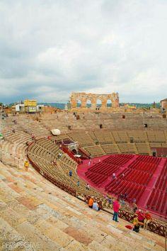Verona @ Italië