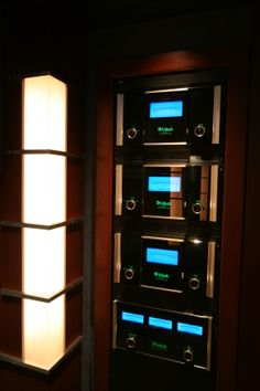 McIntosh available at Audio Visual Solutions Group 9340 W. Sahara Avenue, Suite 100, Las Vegas, NV 89117. The only McIntosh/Sonus Faber Platinum Dealer in Las Vegas, Nevada.