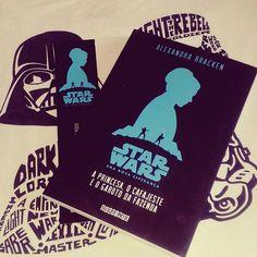 ★★★★★ Resenha em breve no #blogeuinsisto #starwars #livros #books #instabook #bookaholic #livro #book #booklove