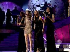 Celine Dion & Destiny's Child - Emotion (Live ANDHC Special 2002) HQ