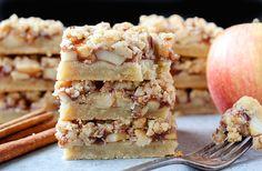Paleo Apple Pie Crum