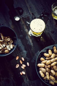 I enjoy a pint of beer each night for it's health benefits. The other pints are for my witty comebacks and flawless dance moves. Boiled Peanuts, Beer Pictures, Beer Pics, Pint Of Beer, Buy Beer, Pub Food, Beer Recipes, Seasonal Food, Craft Beer