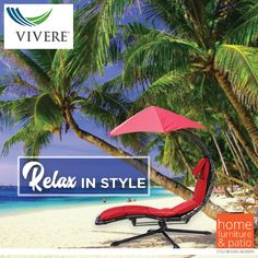 Vivere The Original Dream 360 Home Furniture, Outdoor Furniture, Outdoor Decor, Outdoor Loungers, Modern Patio, Sun Lounger, Outdoor Living, Modern Design, Chairs
