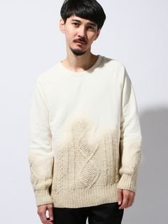 TALKING ABOUT THE ABSTRACTION Knit Fusion Sweat