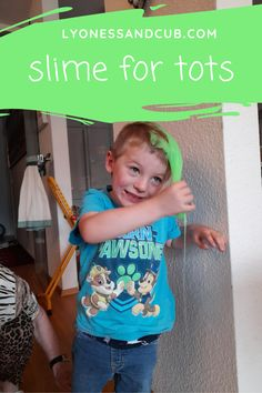 [Ad] It's just a little gross... but the kids love it! My son enjoyed the sensory play with the gooey, stretchy mess. We hid small figurines in it that he had to free, which was the hoot. Alas, things got slightly out of hand when he put it into his hair (nothing a good bath and a comb couldn't fix). Mommies with strong nerves and a knack for cleaning, that's for you! ;) Magic Slime, Color Magic, Small Figurines, Kids On The Block, Best Bath, Sensory Play, Toddler Toys, Clean Up, Things To Think About