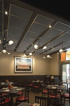 expanded steel ceiling - Google Search: