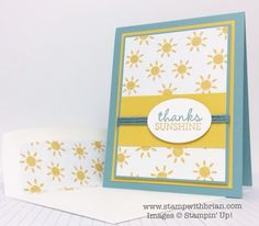 Crazy About You, Hip Hip Hooray Kit, Sweet Dreams Designer Series Paper, Stampin' Up!, Brian King