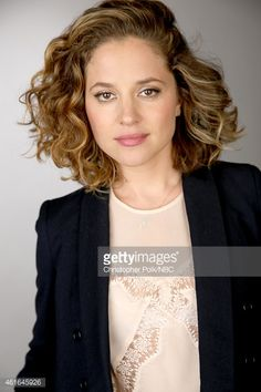 Allegiance Promos Margarita Levieva | News Photo : Actress Margarita Levieva of 'Allegiance' poses...