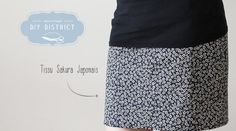 Aime comme mini japonaise [DIY District] Diy Couture Patron, Aime Comme Marie, Couture Sewing, Mini, Fabric, Fashion, Make A Skirt, Tuto Jupe, Sewing