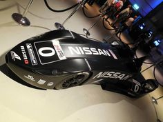 Delta Wing! At the Nissan Experience
