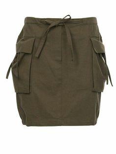 Cargo skirt - falda cargo