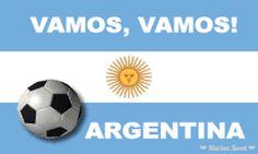 VAMOS, VAMOS! ARGENTINA