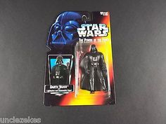Star Wars Kenner Darth Vader With Removable Cape Long Saber Action Figure